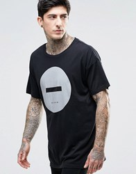 Dr. Denim Dr Marlon Circle T Shirt Black