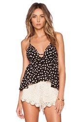 Wyldr Sunset Top Black