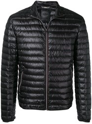 Colmar Research Metallic Quilted Jacket Black