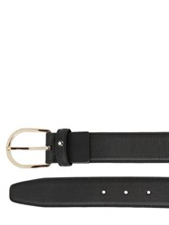 Montblanc 35Mm Classic Line Leather Belt