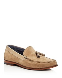 Ted Baker Dougge Loafers Light Tan