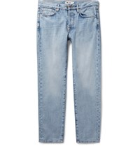 Nn.07 Nn07 Kalle Slim Fit Denim Jeans Light Denim