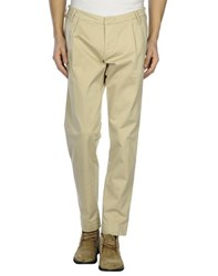 Entre Amis Trousers Casual Trousers Men Beige