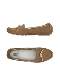 Marina Yachting Loafers Camel