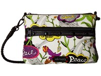 Sakroots Artist Circle Campus Mini Optic Peace Cross Body Handbags Multi