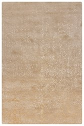 Chandra Rupec Patterned Rectangular Contemporary Area Rug Beige 5' X 7'6