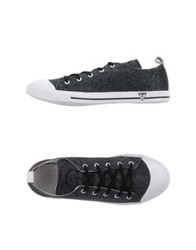 Guess Low Tops And Trainers Steel Grey