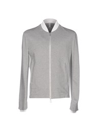 Hosio Sweatshirts Light Grey