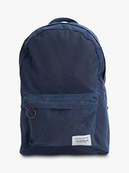 Barbour Eaden Backpack Blue Ink