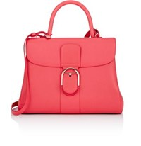 Delvaux Women's Brillant Gm B Satchel Pink