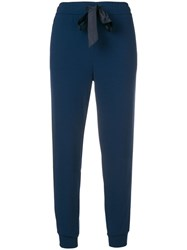 Aniye By Tapered Track Pants Blue