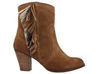 Gioseppo Hoover Cowboy Boots Brown