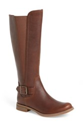 Timberland Savin Hill Tall Boot Wide Width Available Brown