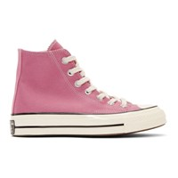 Converse Pink Chuck 70 High Sneakers