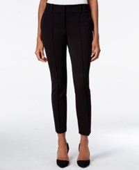 Bar Iii Cropped Skinny Ankle Pant Only At Macy's Deep Black