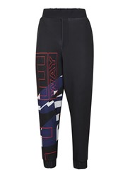 Multi Tmd Printed Track Bottoms
