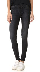 Rag And Bone The Skinny Jeans Black Rae