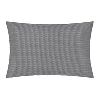 Harlequin Blaze Pillowcase Pair Charcoal