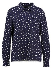 Kookai Shirt Marine Dark Blue