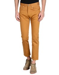 Levi's Red Tab Trousers Casual Trousers Men Ocher