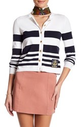 Love Moschino Stripe Cardigan Multi