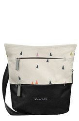 Sherpani Medium Sadie Crossbody Bag White Tru North