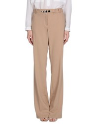 Blumarine Trousers Casual Trousers Women Sand