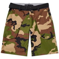 The North Face Black Series City Short Green