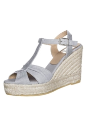 Kanna High Heeled Sandals Gris Fenoa Grey
