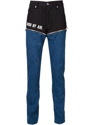 Hood By Air 'Panty' Jeans Blue