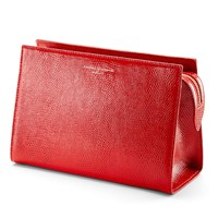 Aspinal Of London Medium Cosmetic Case Red