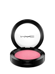 M A C Sheertone Shimmer Blush Dollymix