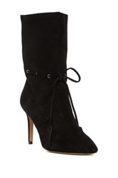 French Connection Rowdy Slouched Boot Black