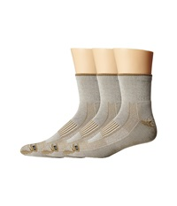Drymax Sport Lite Hiking Quarter Crew 3 Pair Pack Light Brown Quarter Length Socks Shoes Tan