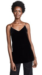 Edition10 Camisole With Rhinestones Black