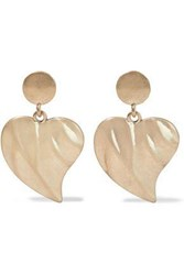Kenneth Jay Lane Woman Gold Plated Earrings Gold