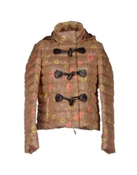 Toy G. Jackets Camel