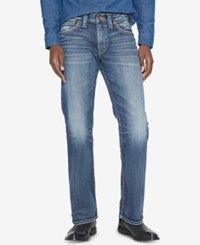 Silver Jeans Co. Relaxed Fit Zac Dark Blue