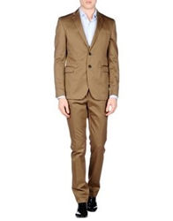Cnc Costume National Costume National Homme Suits Khaki