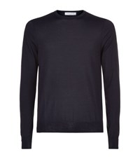 Sandro Spirit Knit Sweater Male Black