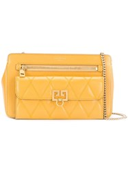 Givenchy Diamond Quilted Bag Yellow