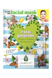 Forever 21 Biobelle Staygorgeous Mask Green