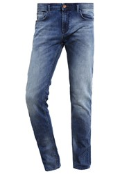 Tom Tailor Denim Slim Fit Jeans Light Stone Wash Denim Grey Denim