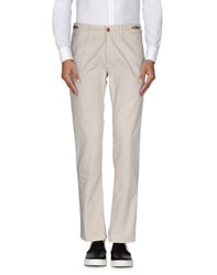 Htc Trousers Casual Trousers Men Light Grey
