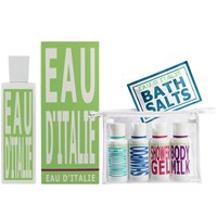 Eau D'italie Travel Kit And Signature Fragrance