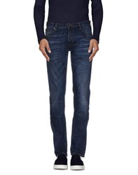 Just Cavalli Denim Denim Trousers Men
