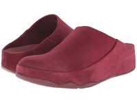 Fitflop Gogh Moc Hot Cherry Women's Clog Shoes Red