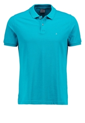 Ck Calvin Klein Pete Fitted Polo Shirt Cypress Petrol