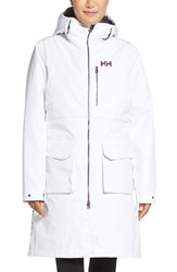 Helly Hansen Women's Rigging Waterproof 3 In 1 Raincoat White