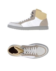 Barracuda High Top Sneakers Khaki